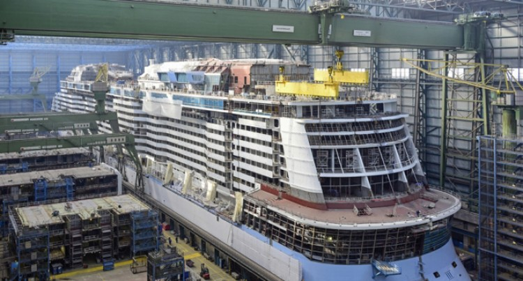 Mega Cruise Ship Set For Tauranga