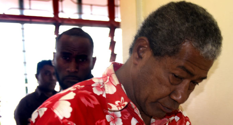 Rape Accused, 54, Remanded