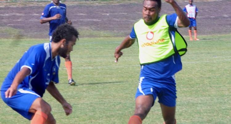 Krishna To Co-Captain Fijian Team