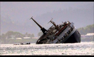 The sinking of the MV Suilven