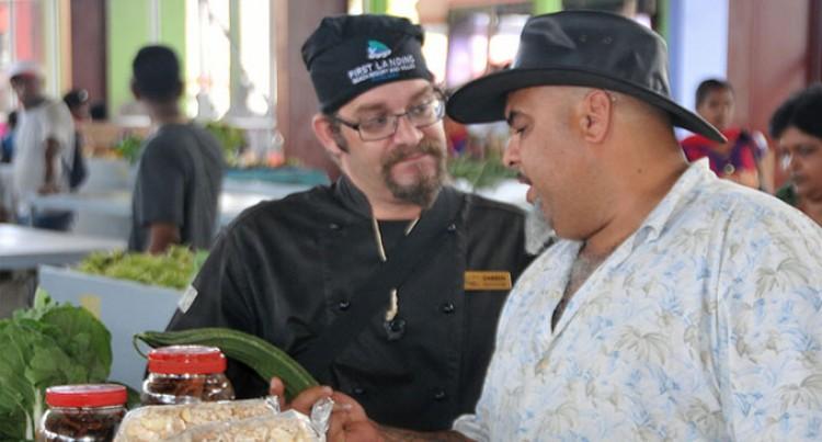 Celebrity Chef Carlos Happy To Explore Fijian Flavours