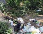 Saweni Beach Litter Continues