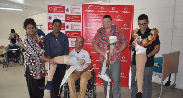 Vodafone ATH Foundation hands over $1.2 million help consignment