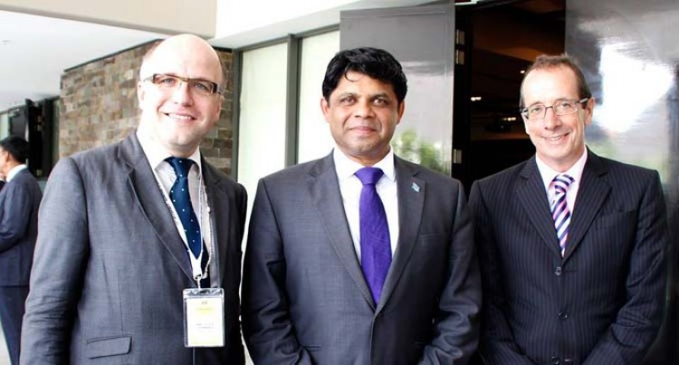 Fiji Eyes ASA With India, Says A-G
