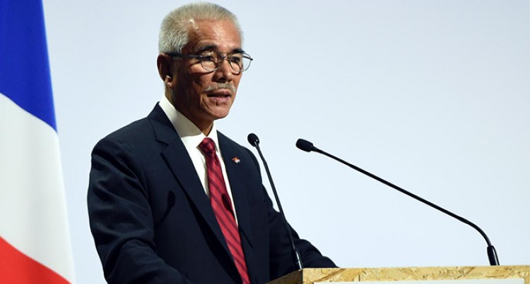 Kiribati commends Fiji at COP21 Summit