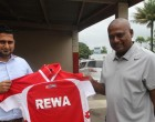 Boost For Rewa Football