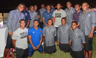 Stats Favour Fiji