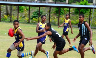 Nauru Stars Dominate