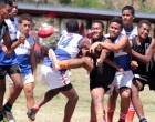 Junior Tribe,  Nauru Stars final