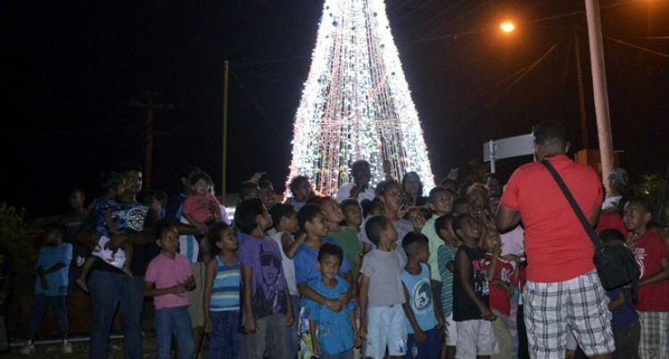 Lautoka tree brings joy: Nakauvadra