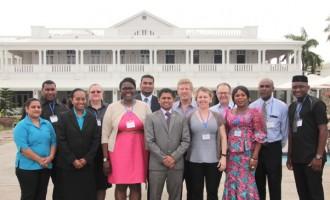 Fiji Hosts Electoral Network Meeting