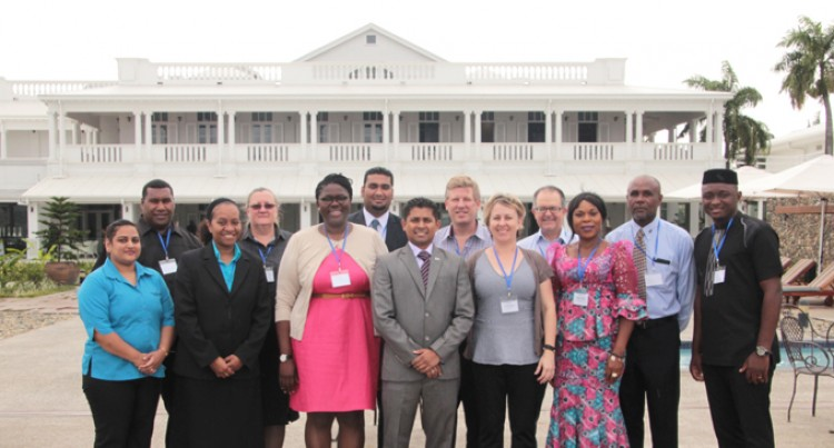 Fiji Hosts Electoral Network Meeting