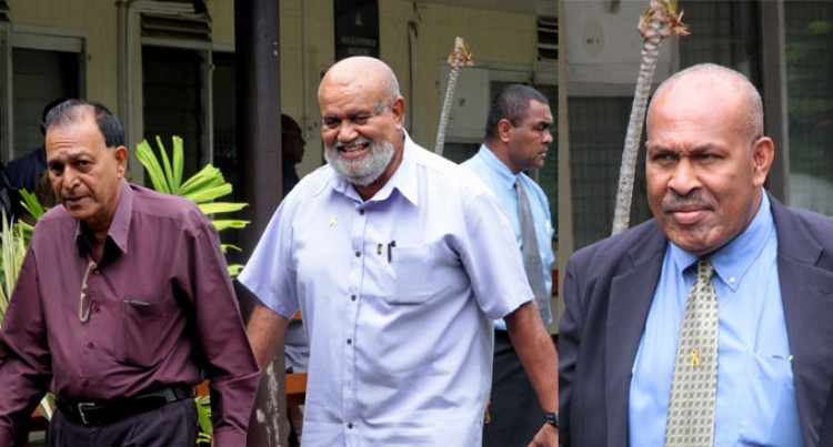 FICAC Takes Vasu, Bhikha, Kunatuba To Court For Abuse