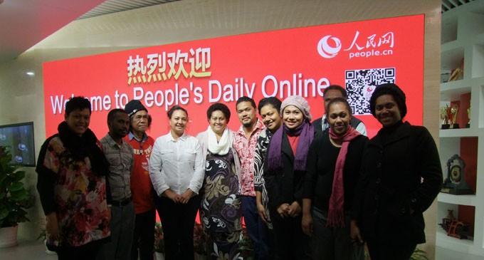 China's Changing Media Landscape | Fiji Sun