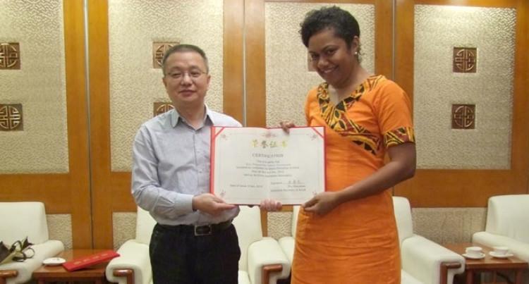 Fiji Sun Two  in China  Programme