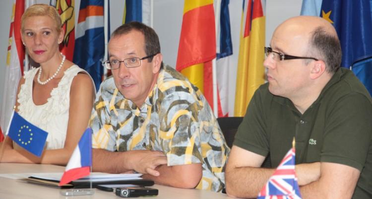 Grants Will Continue, Assures EU Diplomat