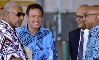 Nalin Patel Bids Fiji Airways Farewell After 9 Years As Chairman, 22 Years Of Service