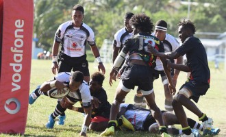 Juniors Wary of Tongans