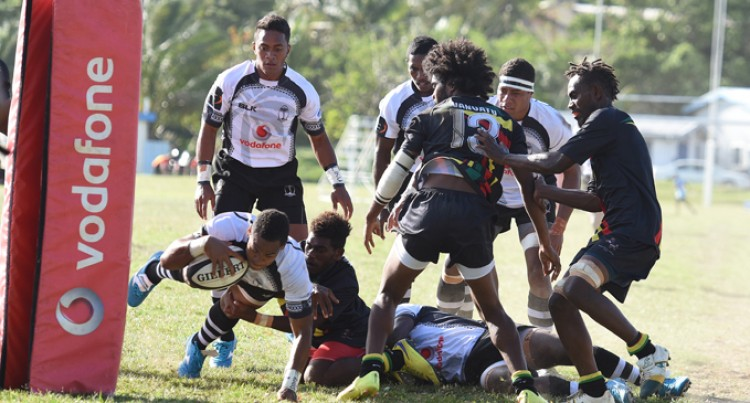 Juniors Wary of Tongans