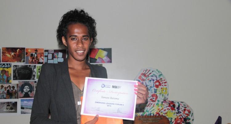 Tamani Raises Voice Against Discrimination