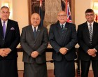Two Heads of Foreign  Missions Commissioned
