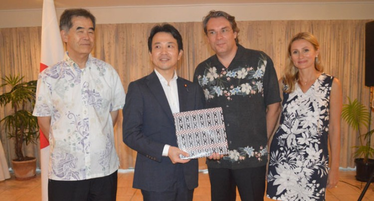 Great Business Opportunities Seen Between Fiji And Japan