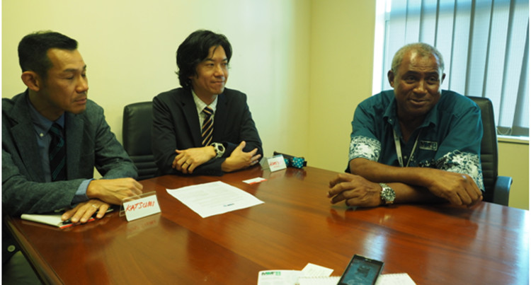 Surveyors Trained  On Ports Inspection