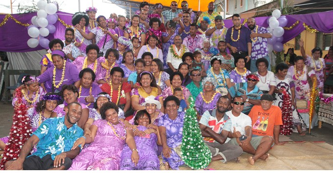 Suva Market's Christmas Celebration