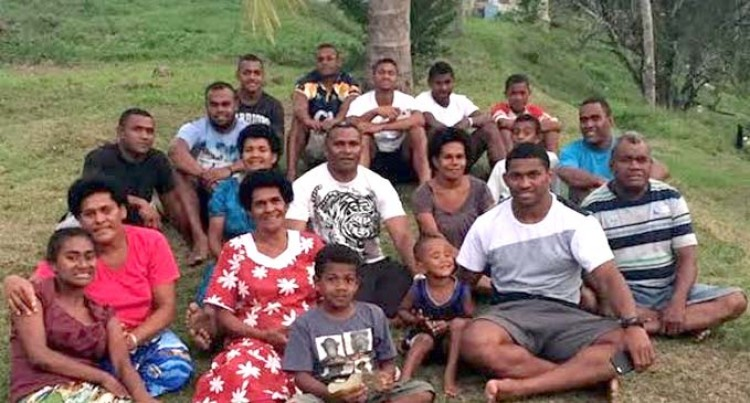 Family Time For Naholo