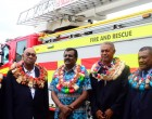 4 Firefighters Bid Farewell