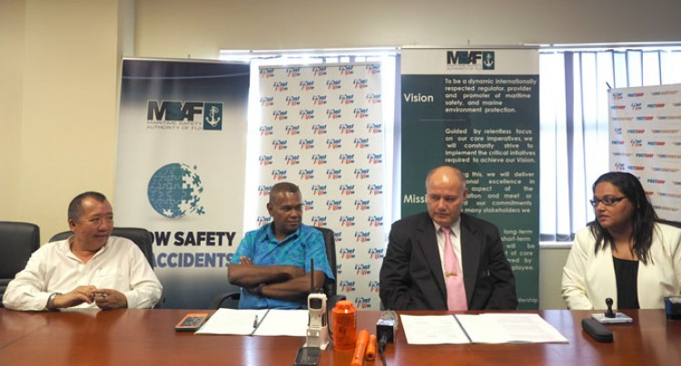 Post Fiji, Retailer For Safety Equipment In Maritime Zones