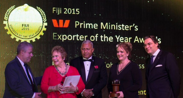Import Substitution Award for Pure Fiji