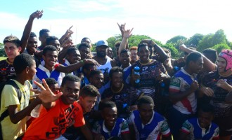 Murri Too Strong For Knights