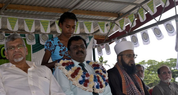 Government Praises Fiji  Muslim League