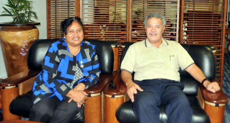 Tuvalu: Thank You Fiji