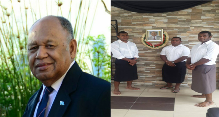 Ratu Meli's Funeral On Saturday