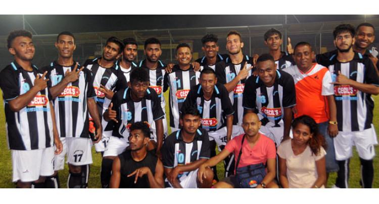Nakasi Lions Beat Chelsea