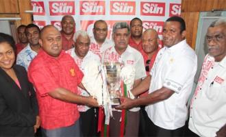 RFMF: Vinaka Fiji Sun