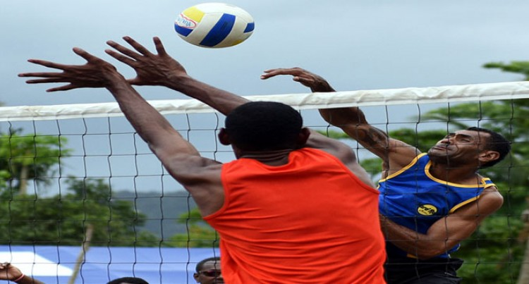 Wainidinu Volleyball Team Aim High