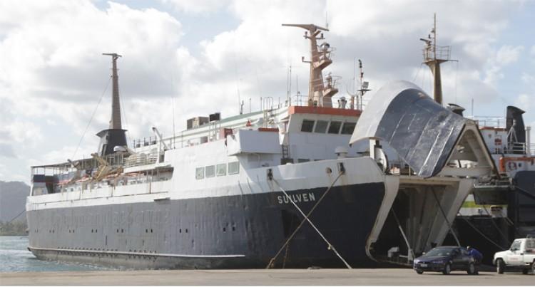 Plans To Salvage  Sunken Ferry