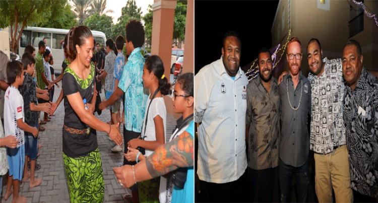 Fijian Community Power!