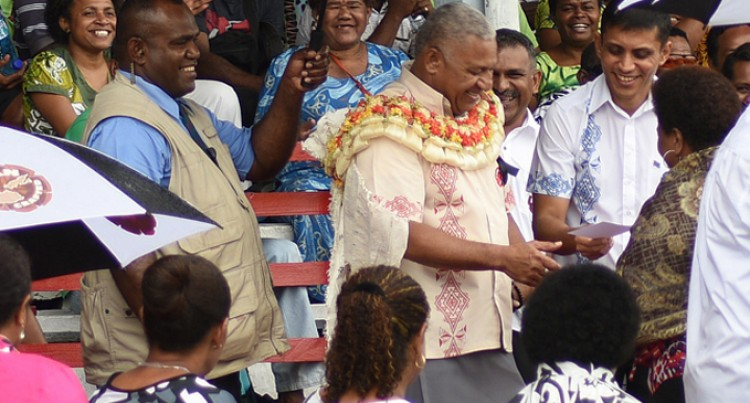 Investment 1098 Fijians Receive Grant