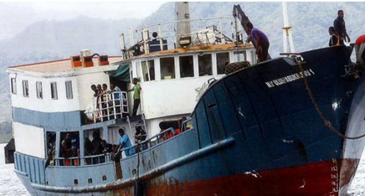 Timely Return Of Kadavu Vessel