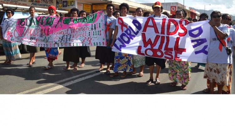 Labasa Town Marks World AIDS Day