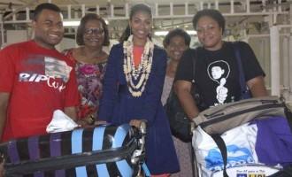 Miss Fiji Zaira Begg, Proud Of Achievements