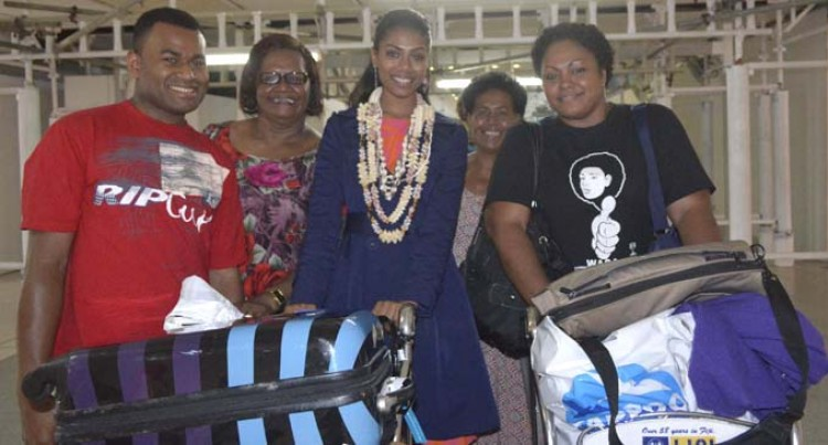 Miss Fiji Zaira Begg, Proud Of Achievements