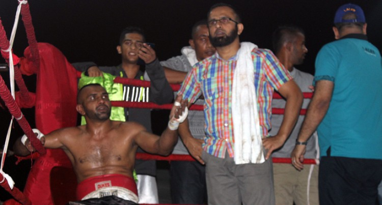 Boxing Letdown in Nadi
