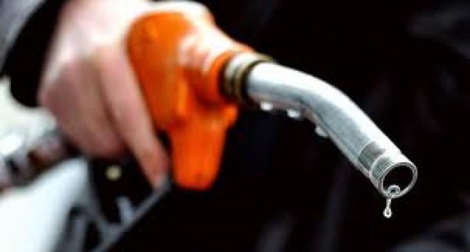 Drop In Fuel Prices Except Kerosene