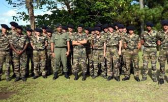 Sea Training For Fijian Army And Sailors