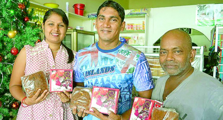 A Taste Of Local Fruitcakes For The People Of Labasa